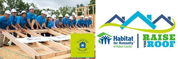 Raise the Roof for Habitat for Humanity of Rabun County
