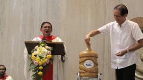 Misa Pembukaan Tahun Persatuan