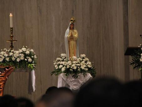 Misa Penutupan Bulan Maria