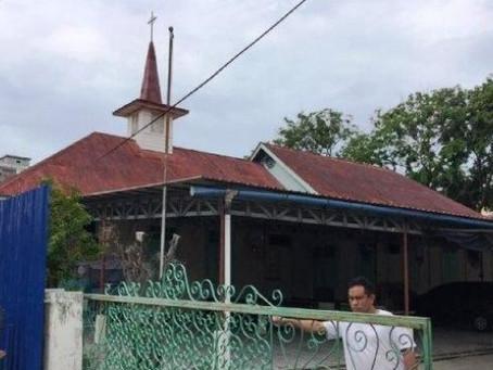 Larangan Pembangunan Gereja Katolik di Karimun