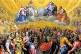 Hari Raya Orang Kudus dan Hari Arwah
