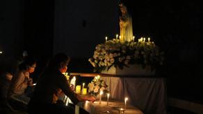 Perarakan dan Napak Tilas Maria Fatima
