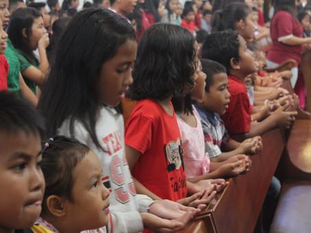 Misa Paskah Anak-anak