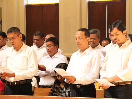 Pelantikan Dewan Inti dan Pleno