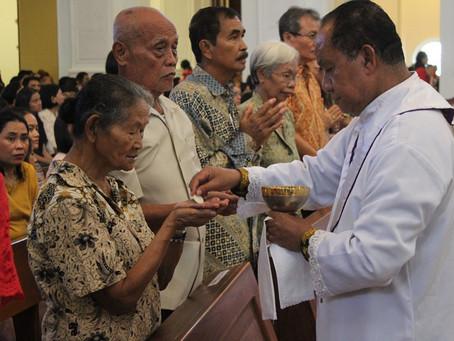 Misa Hari Raya Tritunggal Mahakudus