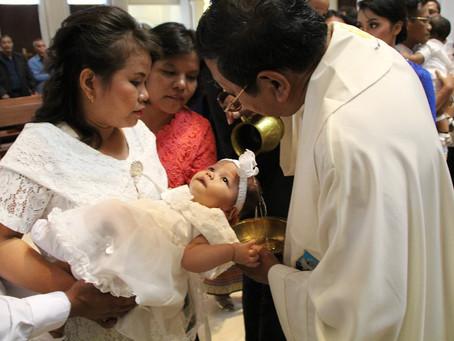 Penerimaan Sakramen Baptis
