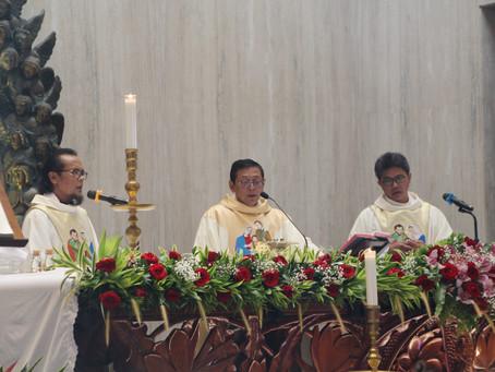 Misa Hari Raya Kenaikan Tuhan