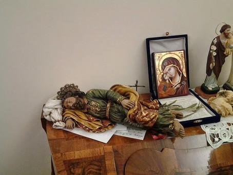 Devosi kepada Santo Yosef Tidur