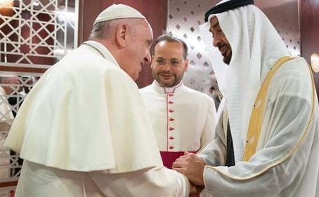 Pertama dalam Sejarah, Paus Fransiskus Kunjungi Semenanjung Arab