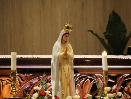 Doa Rosario Merah Putih