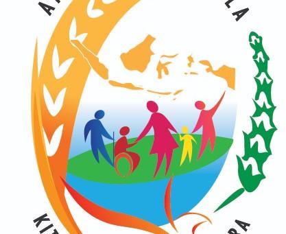 """Makna Logo """"Tahun Keadilan Sosial"""""""