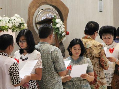 Perayaan Hari Perkawinan Sedunia