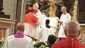 Ignatius Suharyo Dilantik jadi Kardinal