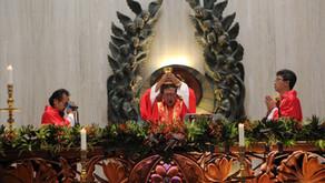 Misa Hari Raya Pentakosta