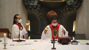 Misa Minggu Paskah 2021