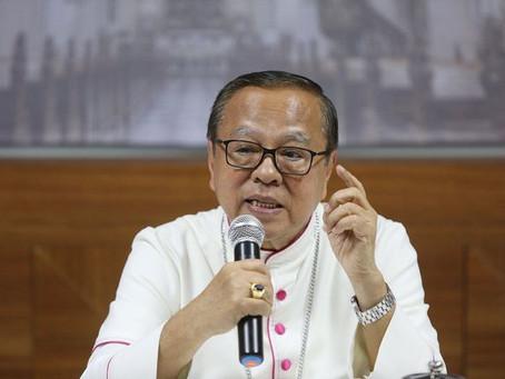 Paus Fransiskus Tunjuk Ignatius Suharyo Jadi Kardinal Baru