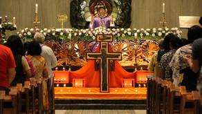 Misa Adorasi Sakramen Mahakudus