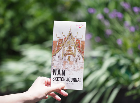 NAN SKETCH JOURNAL