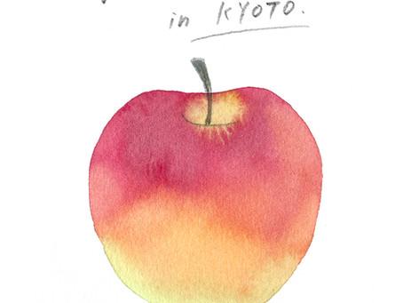 京都にて水彩教室を開催します