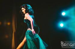 Miss Burlesque Victoria 2018