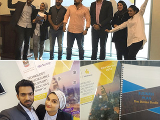We Won The Aim Startup Competition In Bahrain!