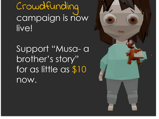 The Crowdfunding Campaign is Now Live!
