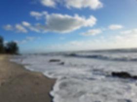Beach at Casey Key, Florida