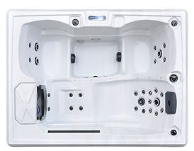 Princess Moon Hot Tub 3 Seats