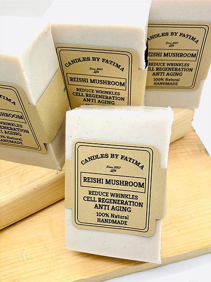 Reishi Mushroom Soap
