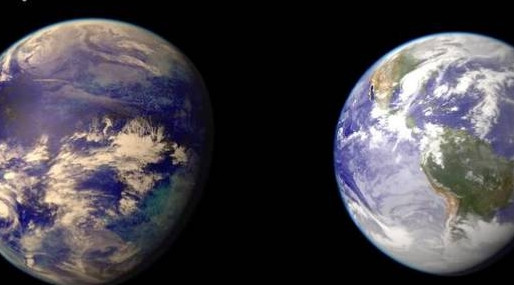 Scientists Officially Announced the Discovery of 'Another Earth' (video)