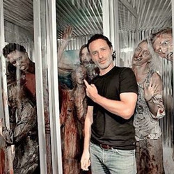 TWD - Rick & Zombies