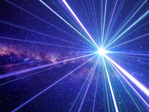 SCIENTISTS DEVELOP MODEL FOR FASTER-THAN-LIGHT WARP DRIVE THAT BENDS SPACETIME TO SEND SHIPS TO THE
