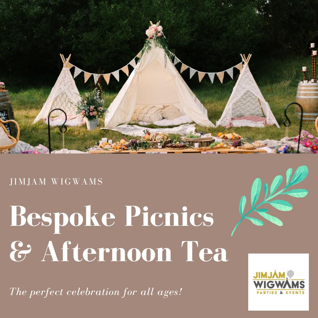 Bespoke Picnics & Afternoon Tea