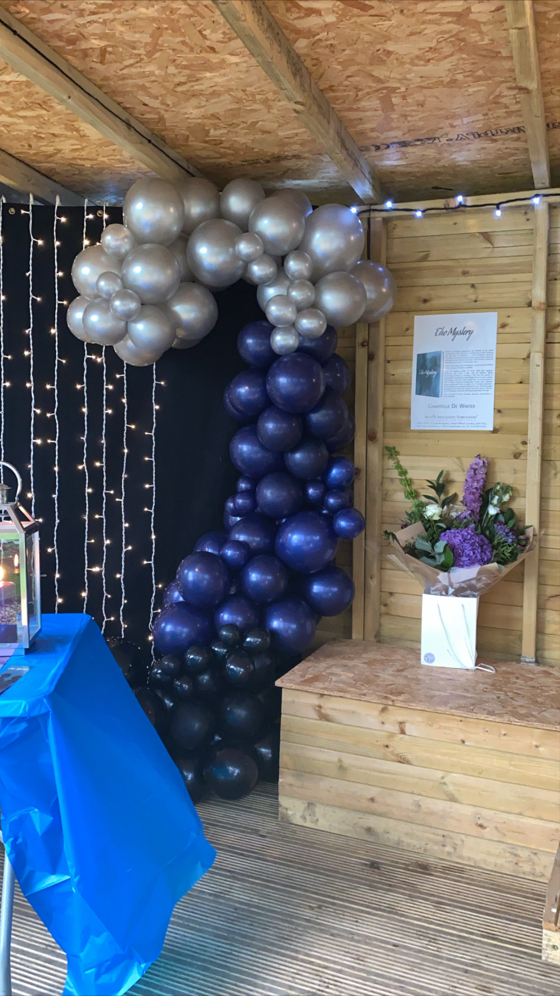 EVENT & PARTY BACKDROPS