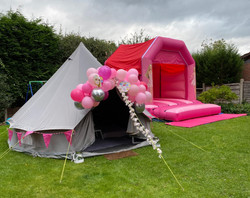 THEMED PARTY TENTS