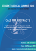 Call for Abstracts open now!