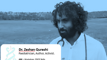 New Guest Announced: Zeshan Qureshi