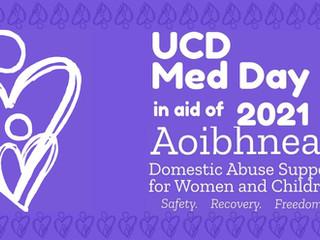 Aoibhneas - MedWeek Charity Partner 2021