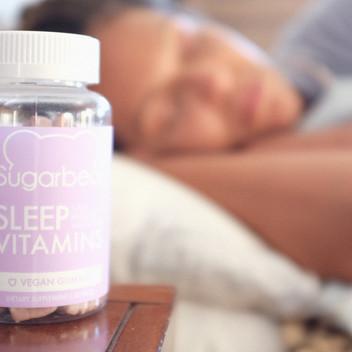 Sugar Bear Sleep Vitamins