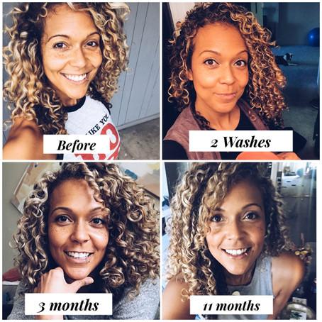 My 2018 Hair Transformation