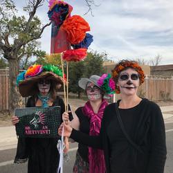 NMAEA at the Marigold Parade