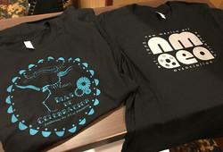 NMAEA T-shirts