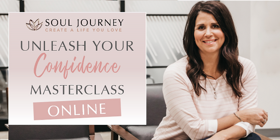 Unleash Your Confidence & Attract More Clients ONLINE