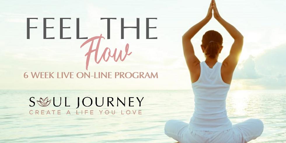 Feel The Flow LIVE 6 Week Online Program