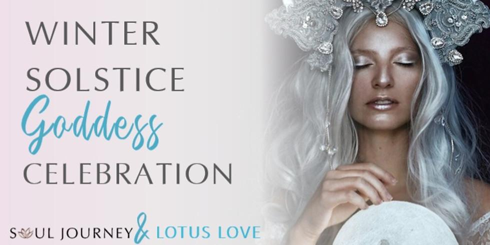 Winter Solstice Goddess Celebration