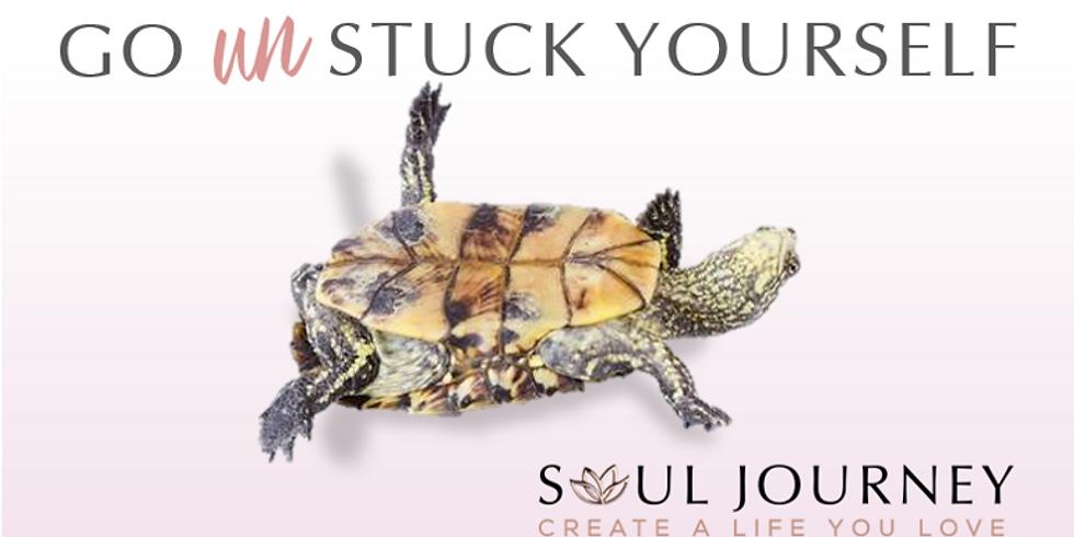 Go Unstuck Yourself 6 Week Live Online Video Course