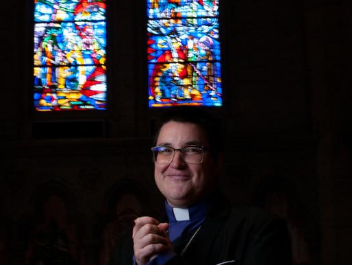 Installation of Bishop Megan Rohrer Official Press Release
