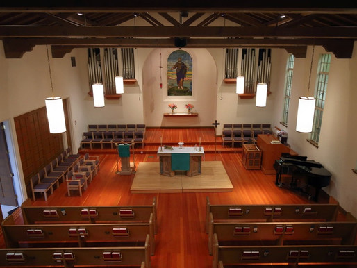 Music Director/Organist Job Posting at First Lutheran Church Palo Alto, CA