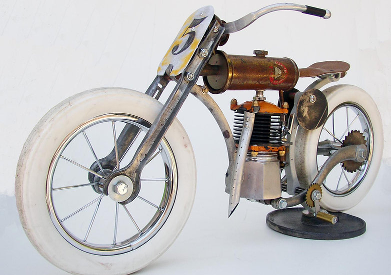 Board Tracker Motorcycle