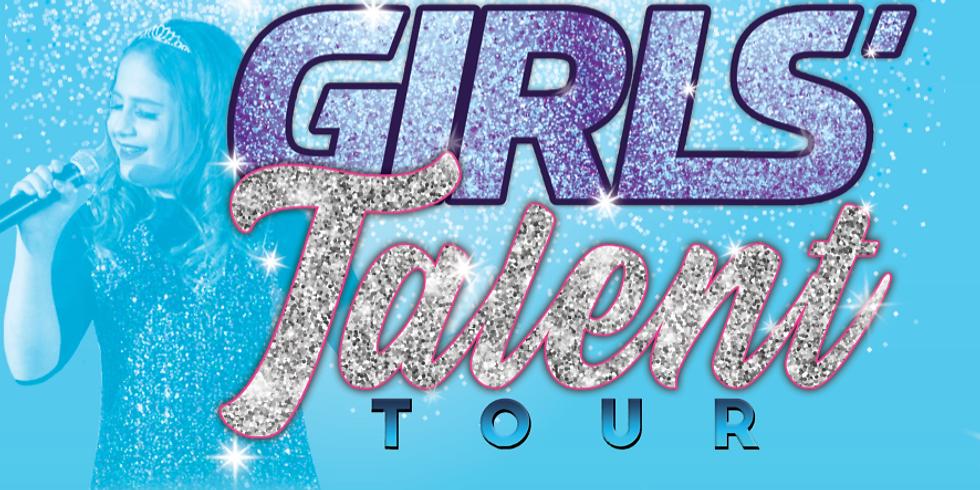 Girls' Talent Tour Five Towns
